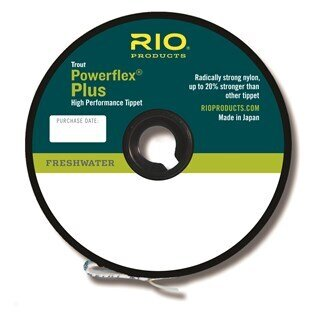 RIO POWERFLEX PLUS TIPPET 6X
