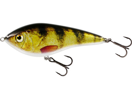 WESTIN SWIM GLIDEBAIT Real Perch 12cm