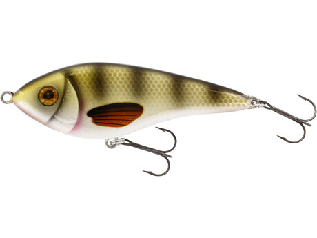WESTIN SWIM GLIDEBAIT Crystal Perch 6.5cm