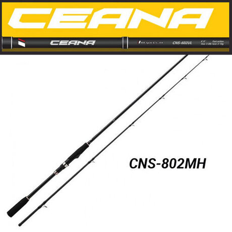Major Craft Ceana CNS-802MH