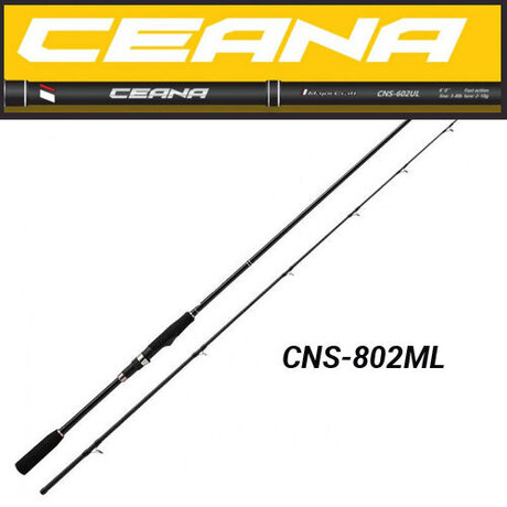 Major Craft Ceana CNS-802ML