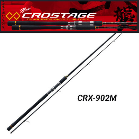 Major Craft New Crostage CRX-902M Seabass