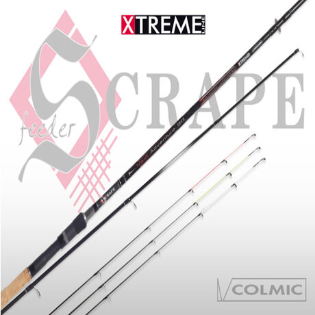 COLMIC NEXT ADVENTURE 3.9m  90 gr