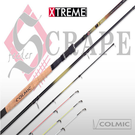 COLMIC NEXT ADVENTURE 3.9m/3sec  120 gr