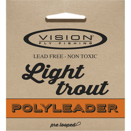 VISION LIGHT TROUT Polyleaders