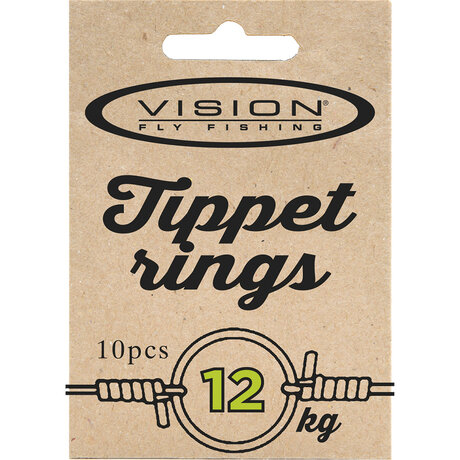 VISION TIPPET RINGS Small 12kg
