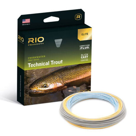 RIO ELITE TEHNICAL TROUT WF-4-F