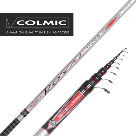 Colmic ROYAL S-200 / 6m-20g