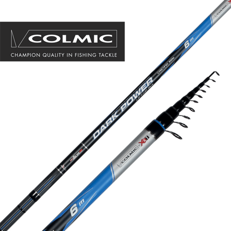Colmic DARK POWER / 5m-100gr