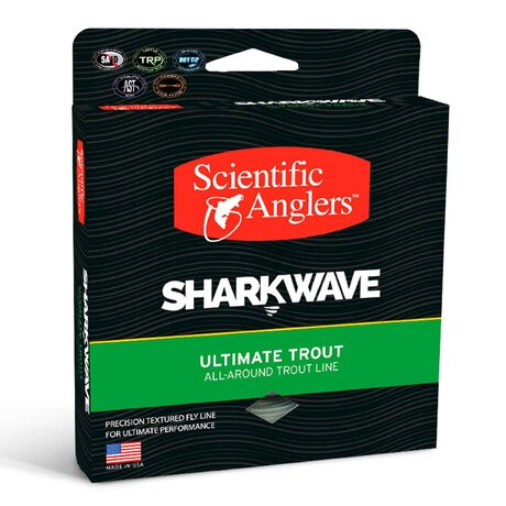 SCIENTIFIC ANGLERS SharkWave Trout WF-6-F