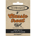 VISION CLASSIC TROUT Leaders 5x 0.16